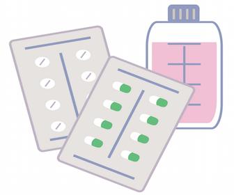 喘息のお薬について