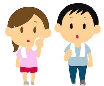 喘息患者さんの運動について