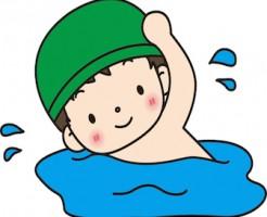 「喘息改善の運動はプールで水泳するのがいいって本当?」のアイキャッチ画像