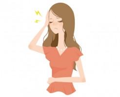 喘息の頭痛について