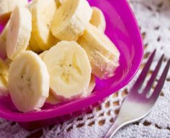 寝る前のバナナについて