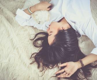 睡眠と寝方について