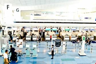 空港と旅行