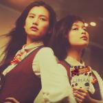 リベラCMのOL女性役の立花恵理と澪奈