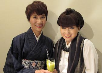 中井貴惠と黒柳徹子