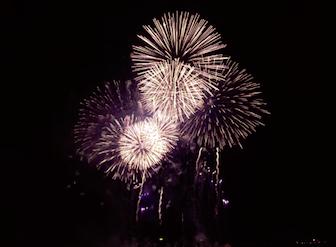枇杷島花火