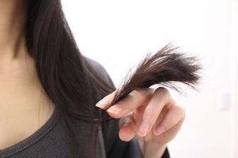 髪の毛パサパサの対策について