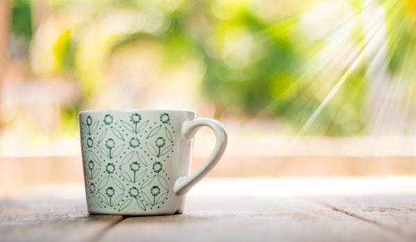 飲み物や緑茶